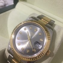 Rolex Datejust II Steel and Gold 116333, 2010