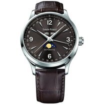 Louis Erard Herren-Armbanduhr 1931 Automatik 31218AA06-BDC21