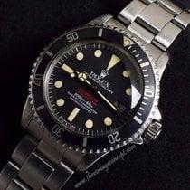 勞力士 (Rolex) 1665 Double Red Sea-Dweller