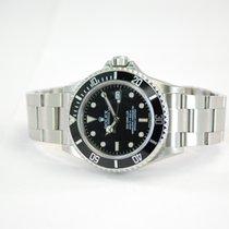 Rolex Sea-Dweller Stainless Steel Black Dial-16600