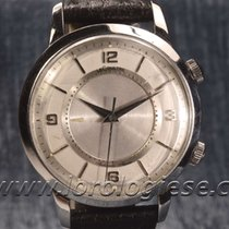 Jaeger-LeCoultre Memovox Automatic Alarm 37mm Steel Watch Cal....