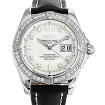 Breitling Watch Cockpit Gents A49350
