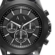 Armani Exchange AX2609 DREX Herren Chronograph 46mm 3ATM