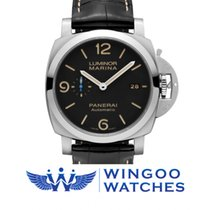 パネライ (Panerai) LUMINOR MARINA 1950 3 DAYS AUTOMATIC ACCIAIO -...