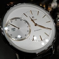 Rado DiaMaster Automatic Grande Seconde Ceramic-White Dial 43mm