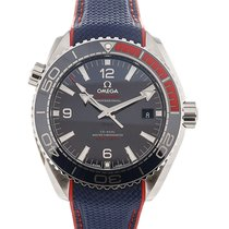 Omega Seamaster Planet Ocean Olympic Games Collection 44 Date...
