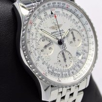 Breitling Navitimer Chronograph 42mm A23322 Stainles Steel...