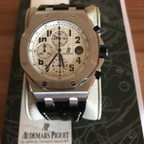 Audemars Piguet Royal Oak Offshore Chronograph Safari with 3...
