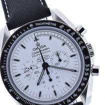Omega Silver Snoopy Award Speedmaster Professional Moonwatch