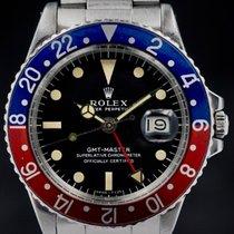"""Rolex 1971 Rolex GMT Master (Ref. 1675) MK I """"Long E"""""""