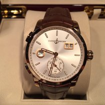 Ulysse Nardin Dual Time Manufacture 42mm