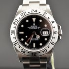 Rolex EXPLORER II BLACK DIAL NEW