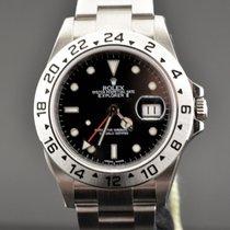 Rolex EXPLORER II BLACK DIAL NEW