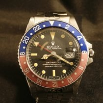 Ρολεξ (Rolex) GMT Master Pepsi Long E tropical