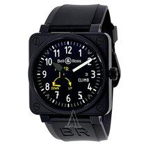 Bell & Ross Men's Aviation BR01 Flight Instruments Watch