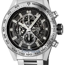 TAG Heuer Carrera Caliber Heuer 01 Skeleton 45mm car2a8a.bf0707