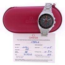 Omega Speedmaster Mark II Racing - Unpolished  - Factory Warranty