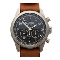 Bremont CodeBreaker Limited Edition Stainless Steel Gents -...