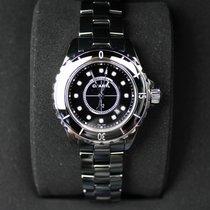 Chanel J12 33MM Q CER NE/CER NE