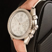 Omega Speedmaster Reduced Diamond Bezel & Mother Of Pearl...