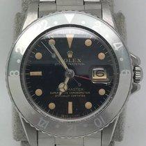 勞力士 (Rolex) 1675 Vintage GMT Master TROPICAL Gilt Dial RARE