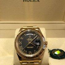 """Rolex Day-Date 40 Rose Roman Dial -NEU 2017- LC EU """"Ref.22..."""