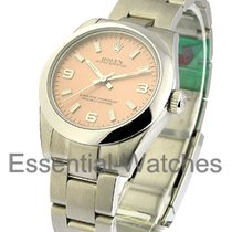 Rolex Unworn 177200 Mid Size Oyster Perpetual in Steel with...