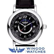 Montblanc STAR WORLD TIME GMT Ref. 106464