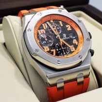 Audemars Piguet Royal Oak Offshore Volcano Watch B/p mint...