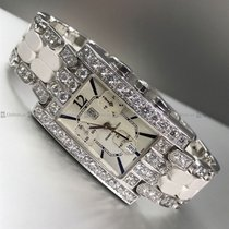 Harry Winston - Chronograph Diamond Bezel & Bracelet W/G...
