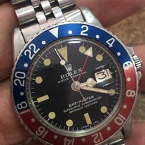 Rolex GMT-Master - 1675 - 1970 - OFFICIAL ROLEX SERVICE