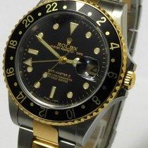 Rolex Gmt Master Ii Bicolor Edelstahl 18 Kt Gold Ref. 16713 D...