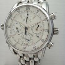 Μορίς Λακρουά (Maurice Lacroix) Globe Chronograph -Stahl-Stahl...
