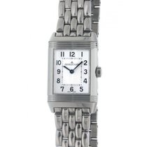 Jaeger-LeCoultre Reverso Duetto Small 2668130 Steel, Diamonds,...