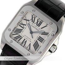 Cartier Santos 100 XL Stahl Automatik