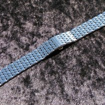 Zenith 19mm Watch Bracelet Band New Steel Neu 17,00cm Zs19-02