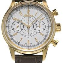 Alpina 130 Heritage Pilot Chronograph AL-860S4H5