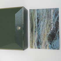 Rolex Box Booklet Vintage 10.00.1 for Rolex 1680 submariner...