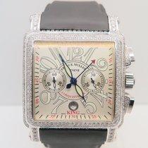 Franck Muller Conquistador Cortez King Chronograph Diamonds