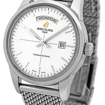 """Breitling """"TransOcean"""" Day-Date Automatic."""