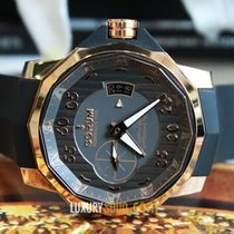 Corum Admiral's Cup 48 Challenger Red Gold Watch
