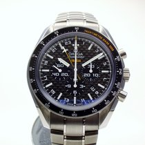 Omega HB-SIA GMT Chronograph Co-Axial