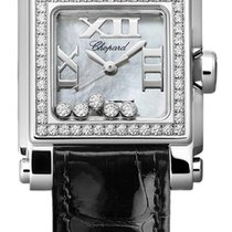 Chopard Happy Sport Square Quartz Small 278516-3003