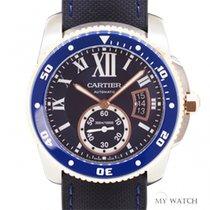 カルティエ (Cartier) Cartier De Diver Automatic Men's Watch(NEW)
