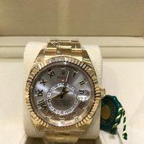 Rolex Sky Dweller Yellow Gold