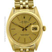 Rolex vintage 1966 14k yellow gold Gent's Date