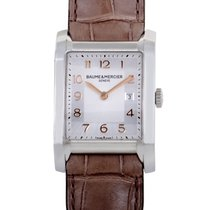 Baume & Mercier Hampton Womens Quartz Watch MOA10018