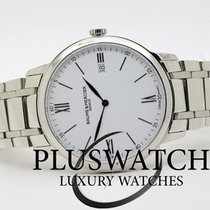 Baume & Mercier Classima Quartz 40mm White Dial