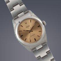 Rolex Oyster steel manual watch Original Dial