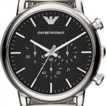 Armani Chronograph AR1808 Herrenchronograph Design Highlight
